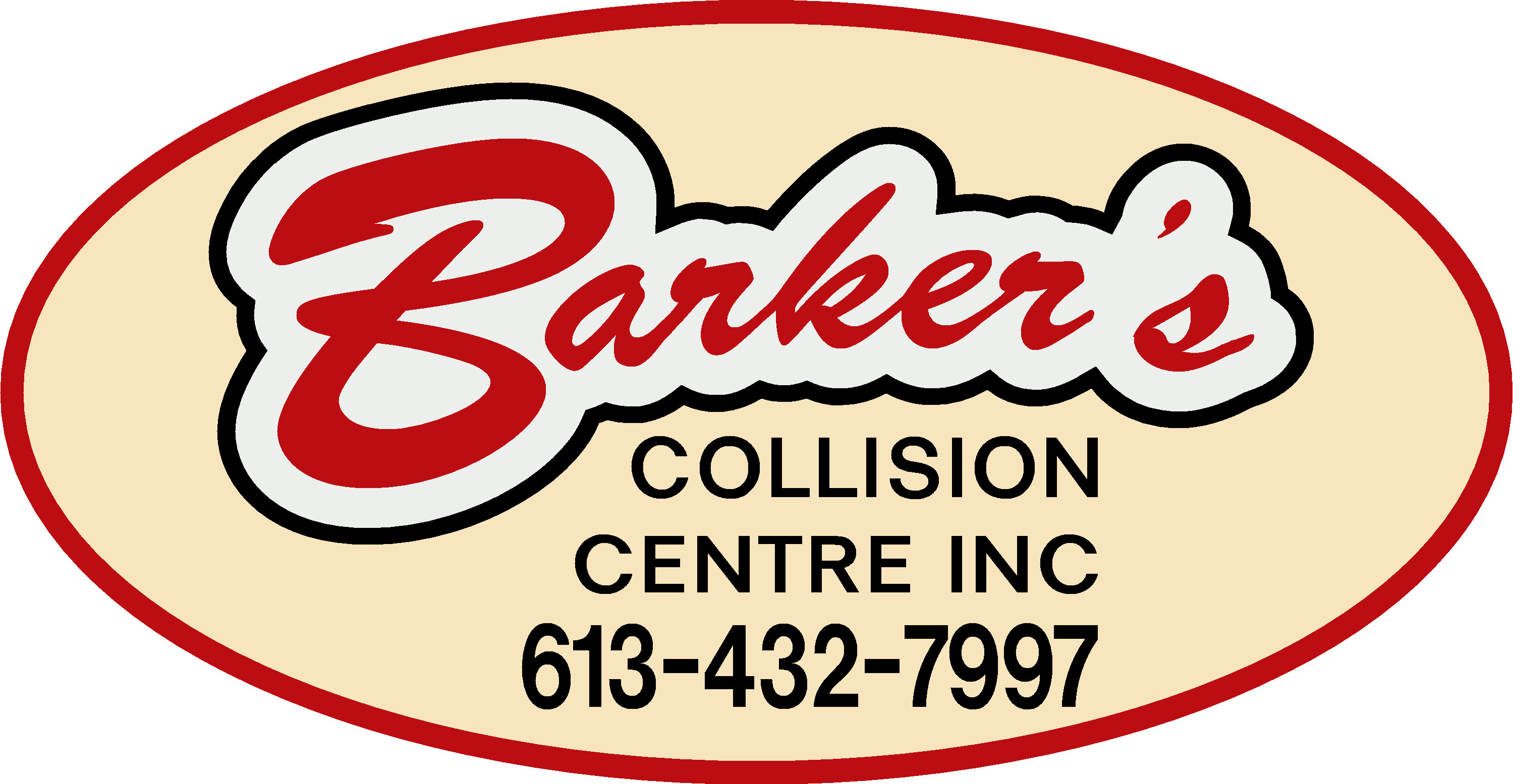Barker's Collision Centre Inc.